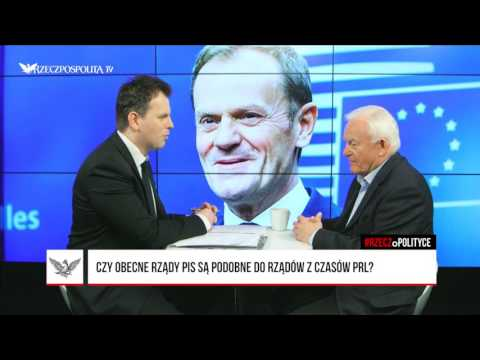 #RZECZoPOLITYCE: Leszek Miller – Polskie media w rękach Niemców