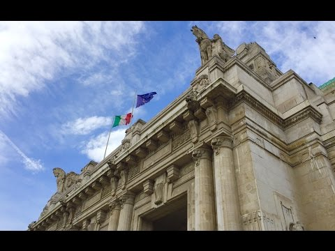 Trip to Milano, Italy: Milano Centrale | Milan Central Station
