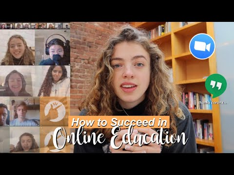 How to Succeed in Online School || Tips from an Online University Student ✨