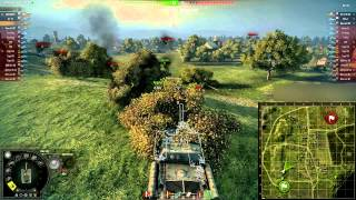 Gun sight of tank v.1 - wot mod #13