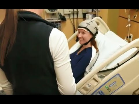Scalp cooling therapy