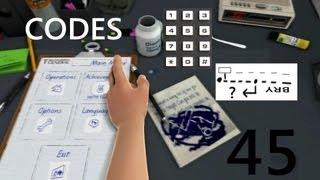 Surgeon simulator 2013, 8 Phoning people & secrets codes
