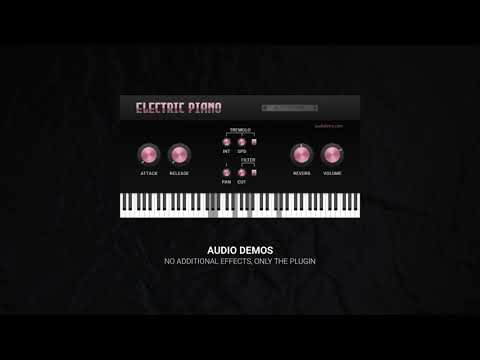 Electric Piano Free Piano VST Plugin