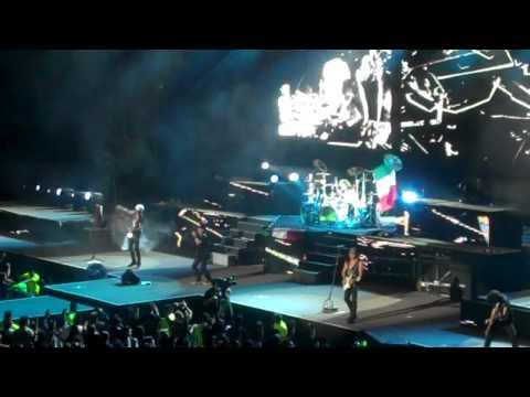 Scorpions - Blackout, Mexico City, Arena Ciudad De México, Septiembre 2012
