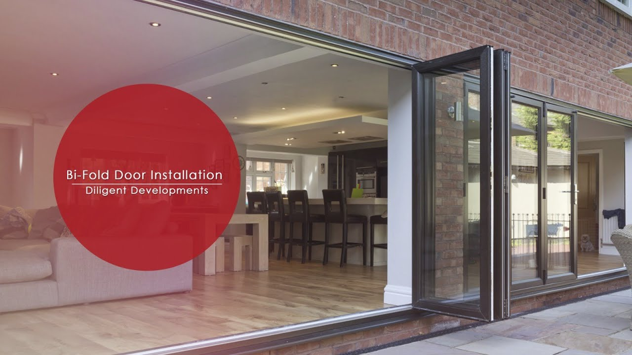 How To Install Bi Folding Doors Open Your Home To Bring The