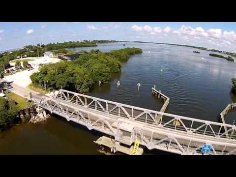 Blackburn Point Bridge  Casey Key Florida
