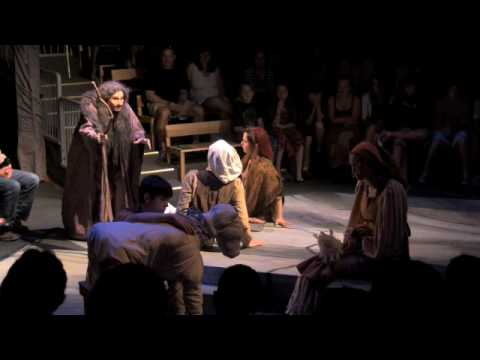 INTO THE WOODS- The Witch's Rap