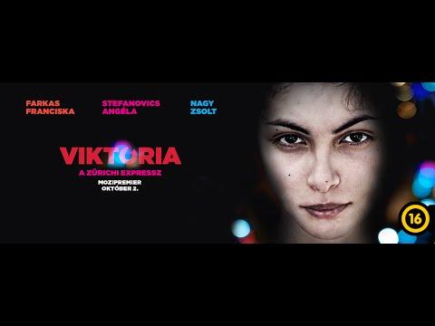 Viktória - A zürichi expressz  (16) magyar mozielőzetes