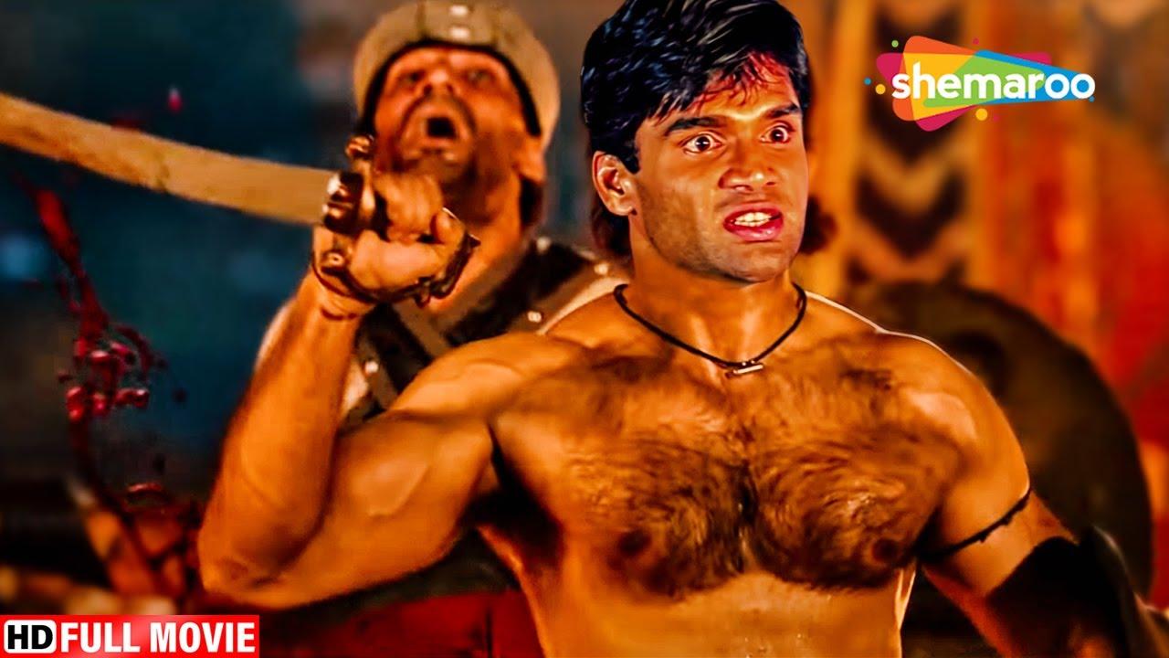 Download Vinashak {1998} - Hindi Full Movie - Sunil Shetty - Raveena Tandon - Danny Denzongpa- 90's Hit Movie