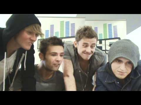 Big Top 40 Show: McFly Web Chat (Sunday 5th September 2010)
