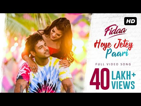 Hoye Jetey Paari (হয়ে যেতে পারি) | Fidaa | Video Song | Arijit | Yash | Sanjana |  Arindom | SVF