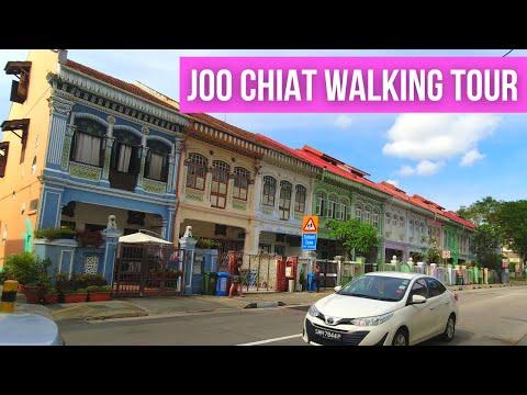 Joo Chiat   Singapore Walking Tour 2021 (4K)