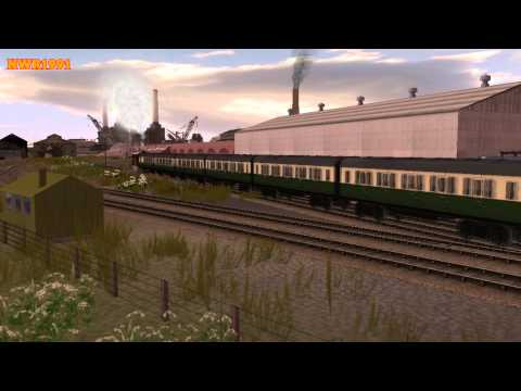 NWR Tales S2 Ep.1: Toby and The Express poster