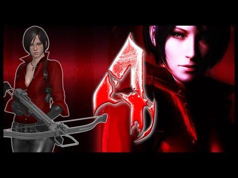 Resident Evil 4 Ada Wong RE6 SPY Vamo Até Zerar.