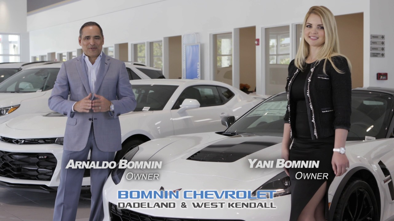 Bomnin Chevrolet - Committed to Excellence! - YouTube