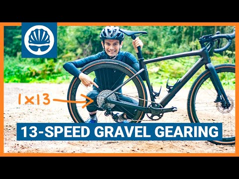 Campagnolo Ekar Gravel Groupset | Italian, 13-Speed and 1× ONLY