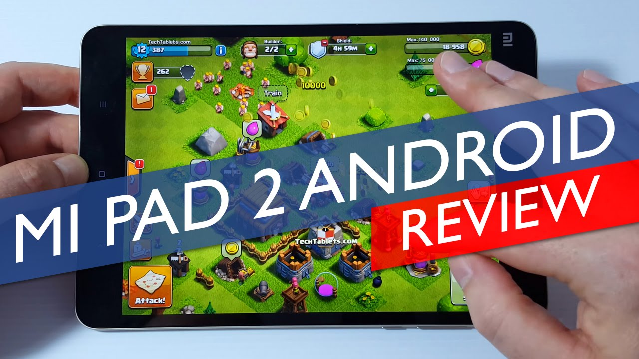 Xiaomi Mi Pad 2 Review (Android & Windows)