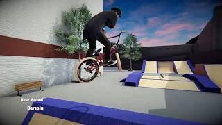 BMX Streets P PE - Edit 4 - Pipeworks City V3