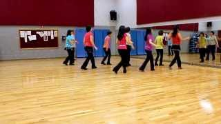 The Good Life - Line Dance (Dance & Teach in English & 中文)