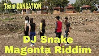 Dj Snake Magenta riddim dance cover Hitesh Gidwani.mp3