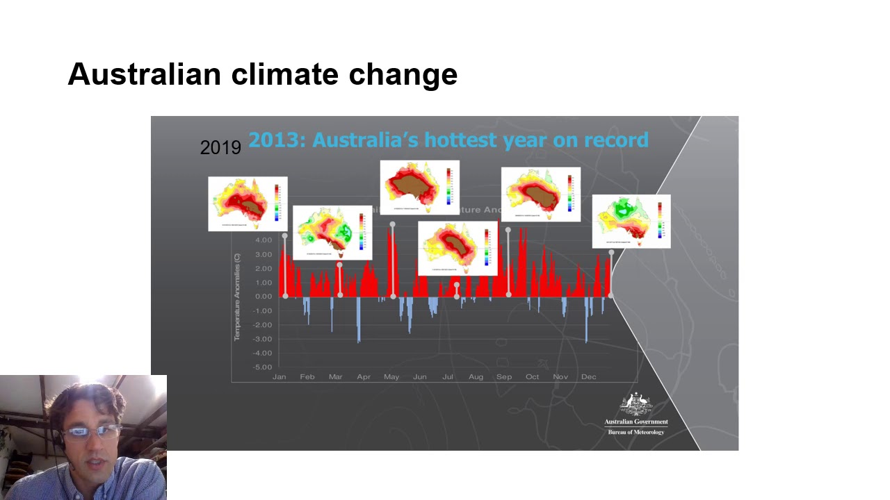 Climate Change on the Mid Coast