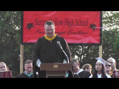 Sleepy Hollow High School 2017 Commencement: Part 4