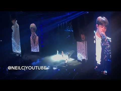 The Truth Untold | BTS World Tour Love Yourself, London 2018 Day 1