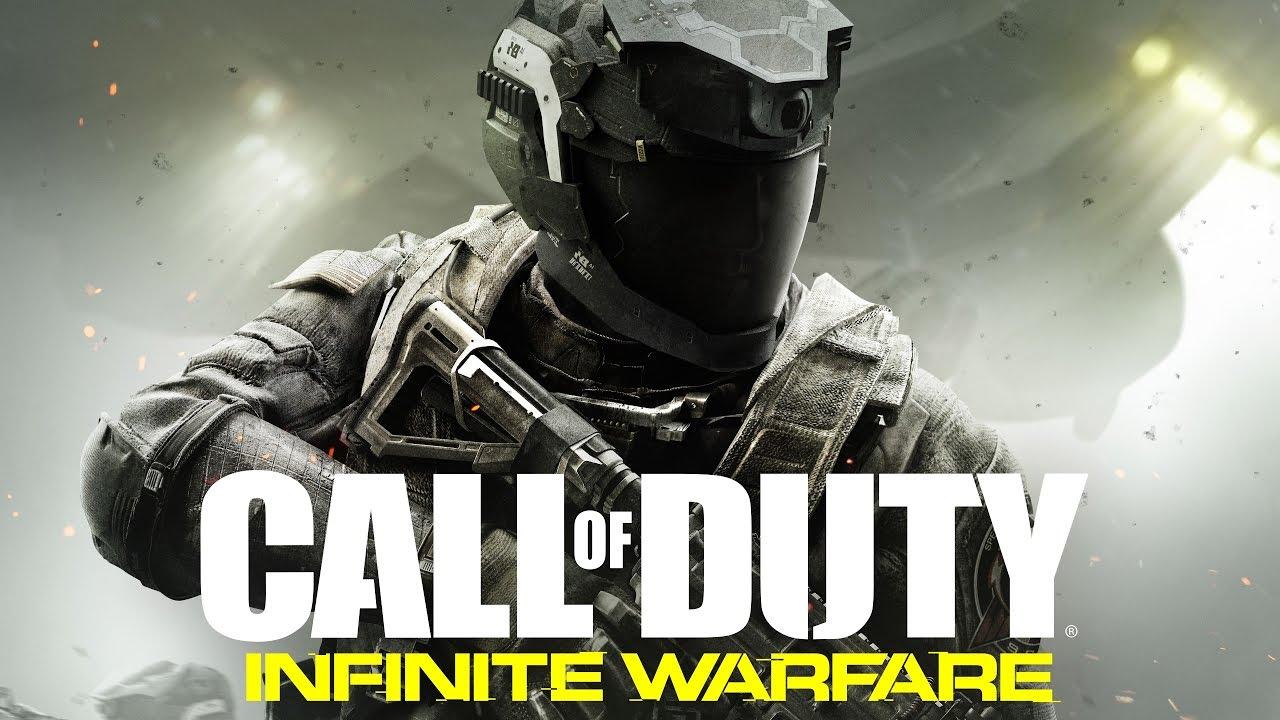 Call Of Duty Infinite Warfare A Primeira Hora Youtube