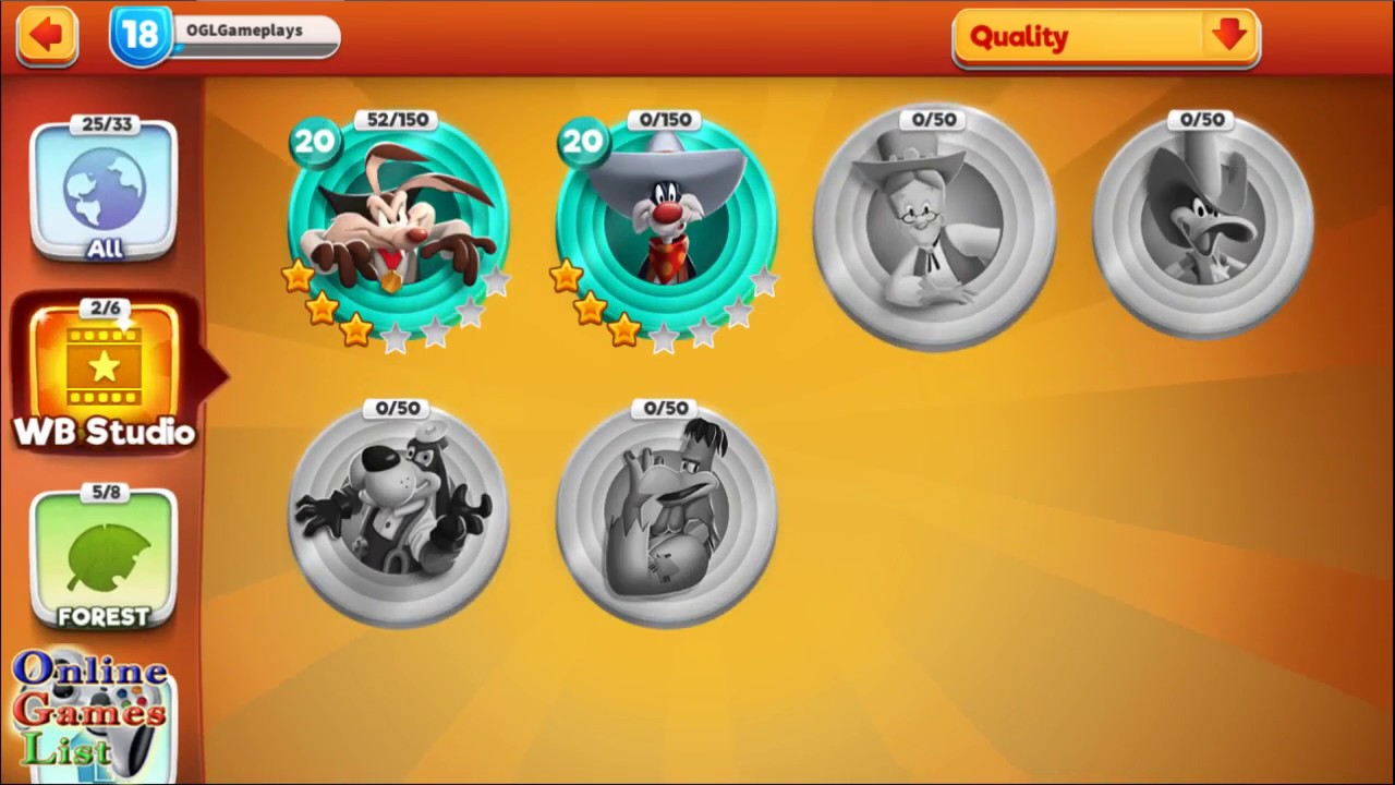 looney tunes world of mayhem apk