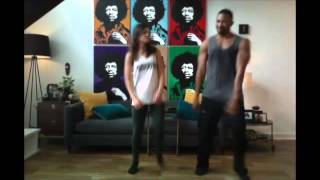 Charles Michael Davis & Danielle Campbell - Lip Sync