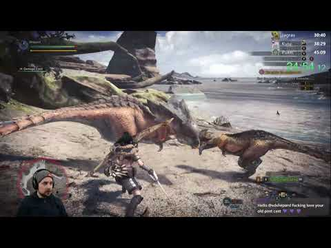 Bow Speedrun - Any% Colossal Task - Monster Hunter World thumbnail