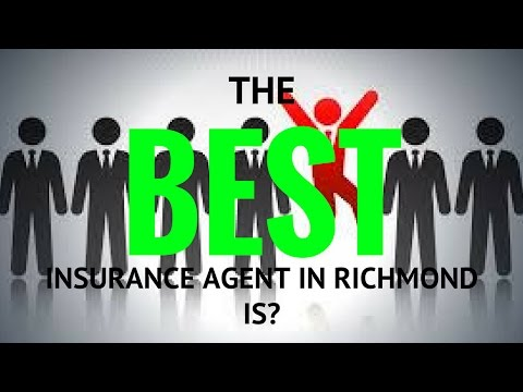 THE BEST LIFE INSURANCE AGENT IN RICHMOND VIRGINIA