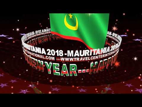 Mauritania Happy New Year 2018
