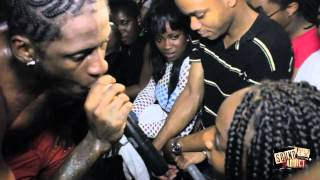 -Aidonia- Tek It Off Show Case 2012 - Part. 2