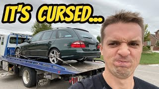 my-cheap-mercedes-e63-wagon-might-be-the-worst-car-i-have-ever-owned-broken-again
