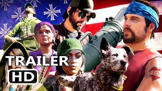 PS4 - Far Cry 5: All Characters Spotlight Trailer (2018)