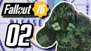MOLEMEN SETTLEMENT! - Fallout 76 B.E.T.A. - Ep.2