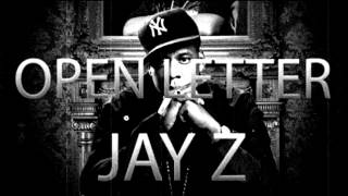 Jay Z - Open Letter - Screwed and Chopped (@HitzByHit)