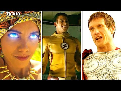 KID FLASH on Legends & AMAYA VILLAIN?! Legends of Tomorrow Season 3 Episode 1 Review