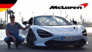 342km/h im McLaren 720S + Detailvorstellung!