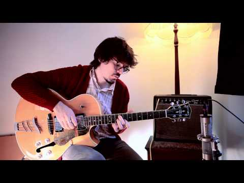 Guitar with Bibio - Lovers' Carvings (OFFICIAL)
