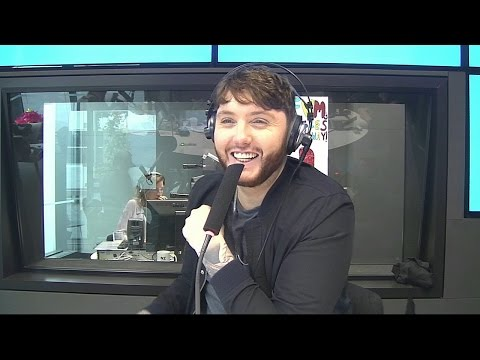 James Arthur Requests His Own Song on Local New Zealand Radio Station