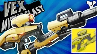 Timeless and destructive!  vex mythoclast fusion rifle | destiny (rise of iron)