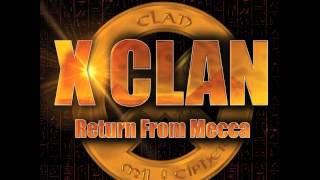 X Clan - Space People