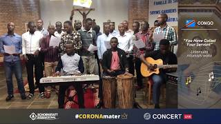 "CONCERT - Congo: ""Umemuita mtumishi wako"""