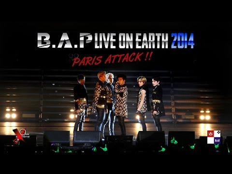 B.A.P Live In Paris 2014 At ZENITH - French Documentary