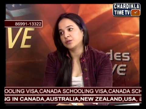 Des Pardes with VCC Globe Immigration Expert: February 16, 2016