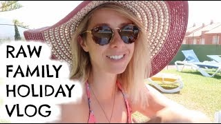 WHAT I EAT IN A DAY TO LOSE WEIGHT | RAW HOLIDAY VLOG | KERRY WHELPDALE