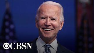 Biden introduces nominees for labor, commerce secretaries