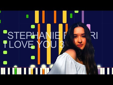 "stephanie-poetri---i-love-you-3000-(pro-midi-remake)---""in-the-style-of"""